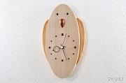 インコの掛け時計